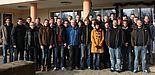 """Foto (Universität Paderborn): Die Teilnehmer des neunten Doktorandenkolloquiums des Graduiertenkollegs """"Mikro- und Nanostrukturen in Optoelektronik und Photonik""""."""