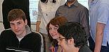Foto (Universität Paderborn): Engagiert und erfolgreich: Informatikstudierende der Universität Paderborn