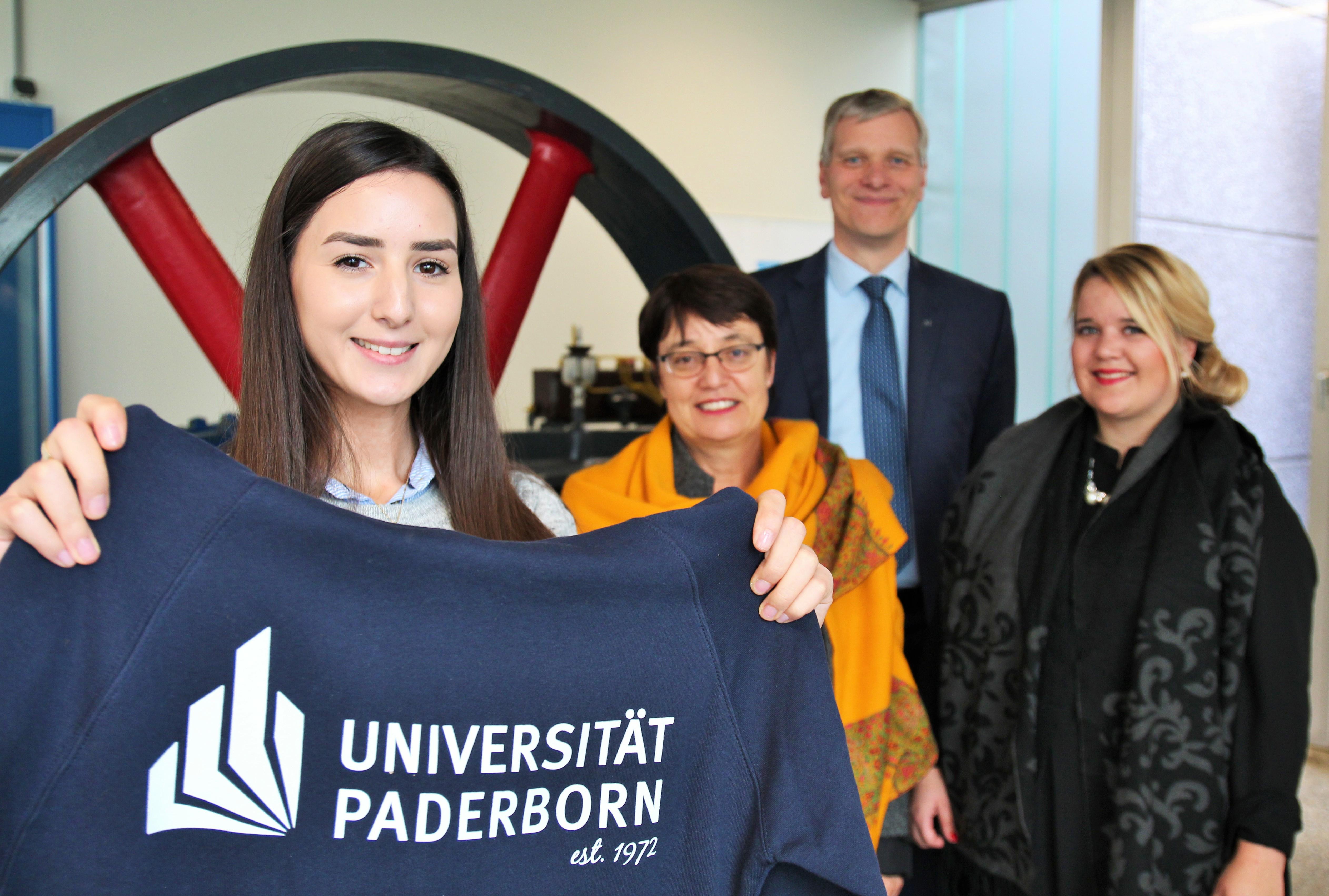 Zahnmedizinisches Zentrum Paderborn universität paderborn nachricht gamze pehlivan ist die 20 000ste