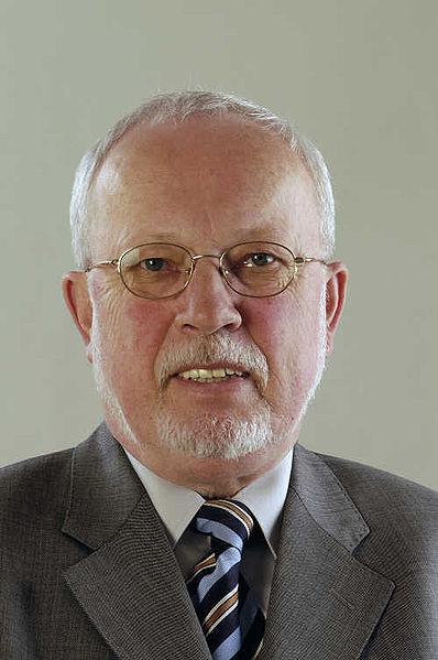 Foto: Dr. h. c. Lothar de Maizière, erster und letzter demokratisch gewählter Ministerpräsident der ehemaligen DDR