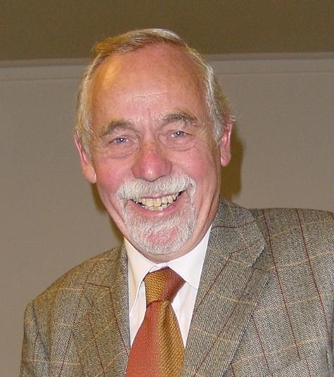 Foto (privat): Prof. Dr. em. Friedrich-Karl Ewert