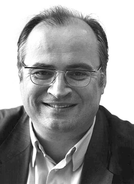 Foto (Frankfurter Allgemeine Zeitung / Barbara Klemm): Dozent des Workshops: Andreas Rossmann, Kulturkorrespondent der Frankfurter Allgemeinen Zeitung.