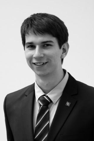 Foto: Dominik Vogt, 2. Vorstand Personal
