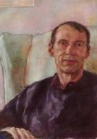 Portrait: Prof. Dr. James Mensch (painted by Jessica Mensch)